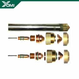 Plasma Cutting Torch Consumables