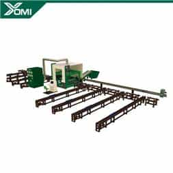 H-Beam CNC Plasma And Flame Cutting Machine