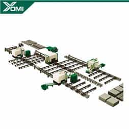 Profile Secondary Processing Production Line