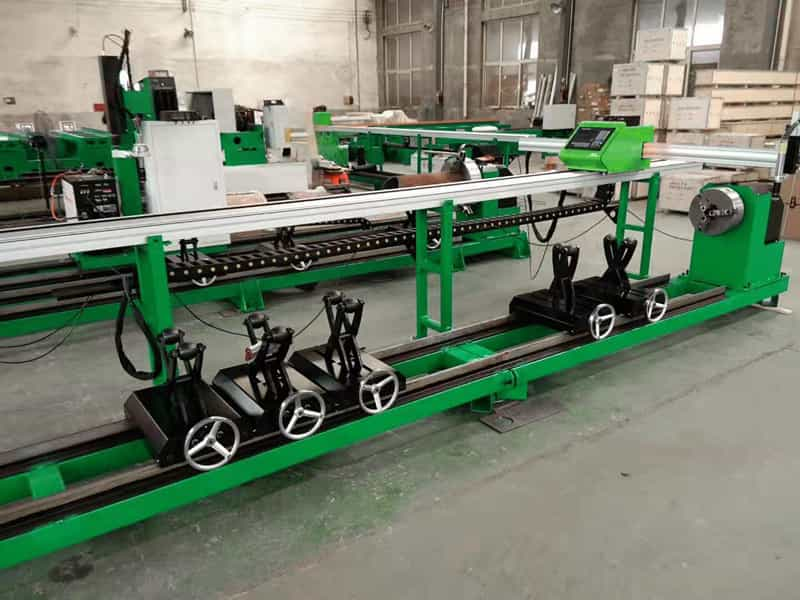 Portable Plasma Cutting Machine for Plate and Pipe