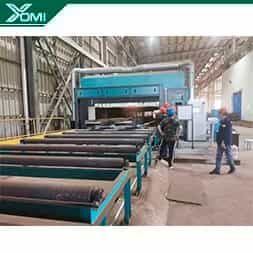 Structural steel Coating Machine